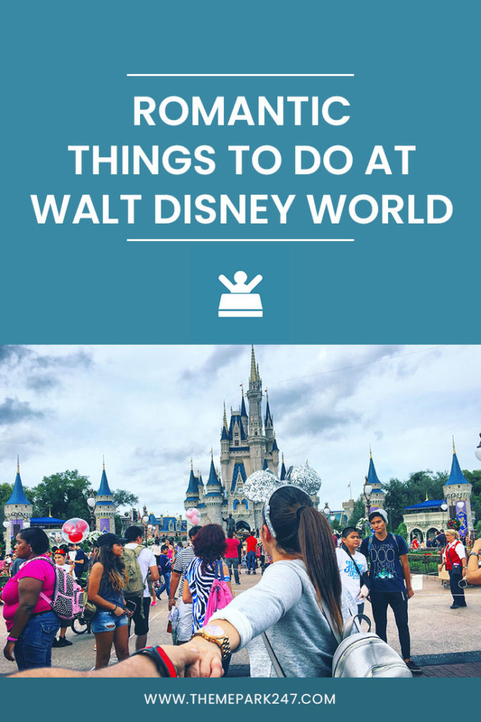Romantic things to do in Walt Disney World
