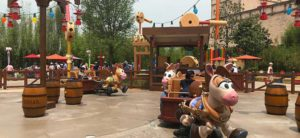 Shanghai Disneyland rides