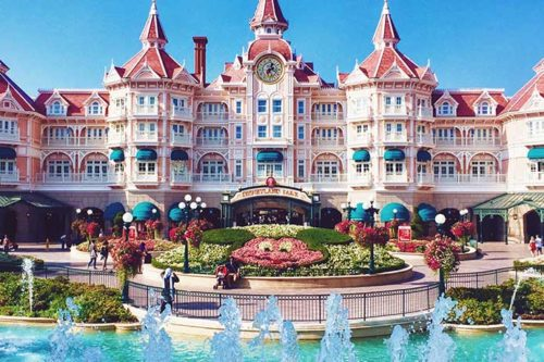 London to Disneyland Paris
