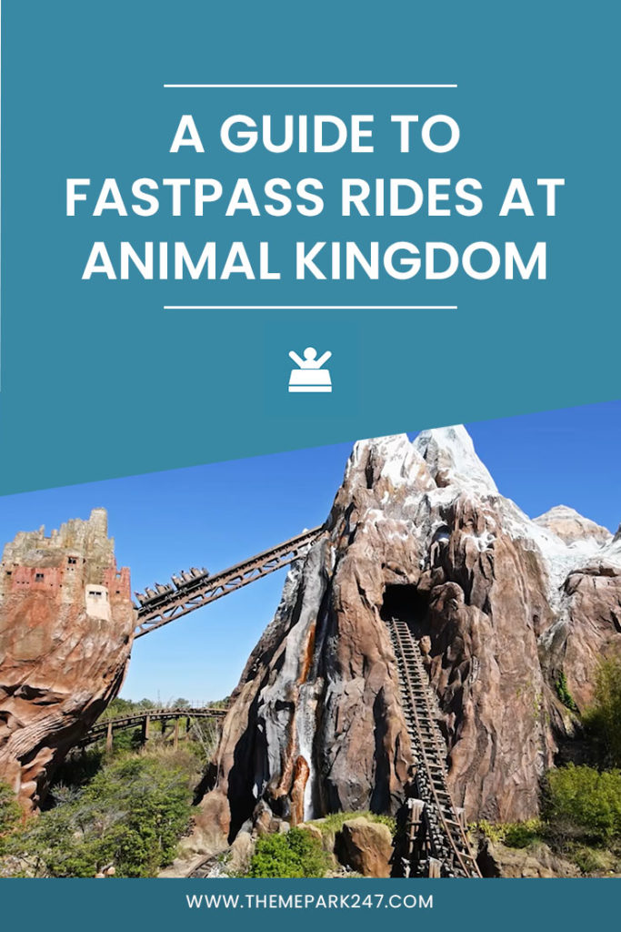 best rides to fastpass at animal kingdom