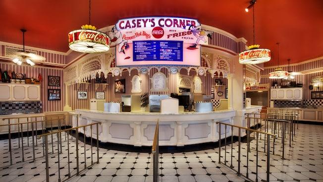 Caseys Corner