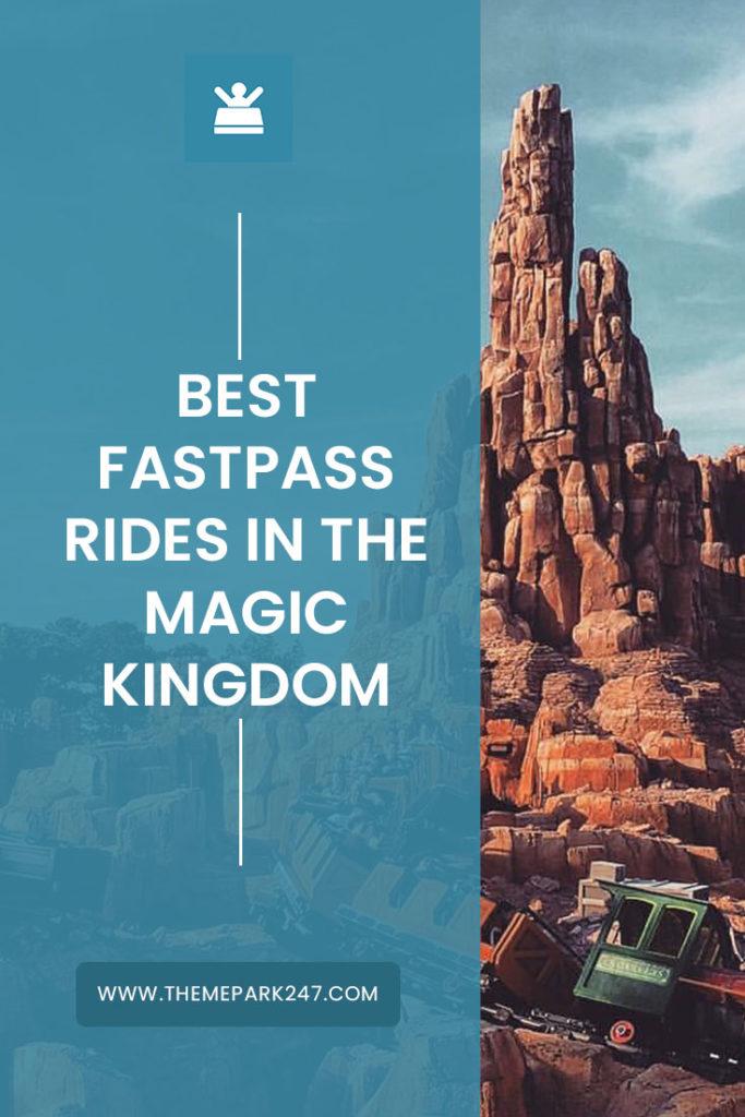Best Magic Kingdom fastness rides