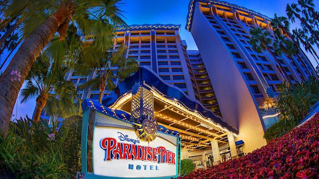 Disney's Paradise Pier Hotel