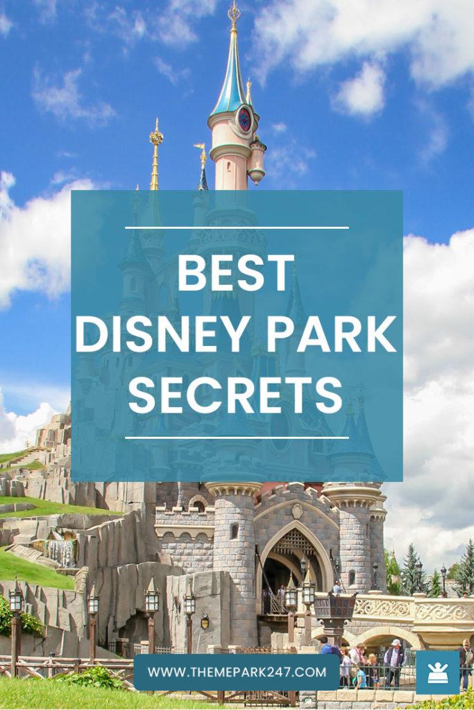 Disney Park Secrets