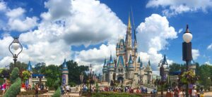 Magic Kingdom itinerary