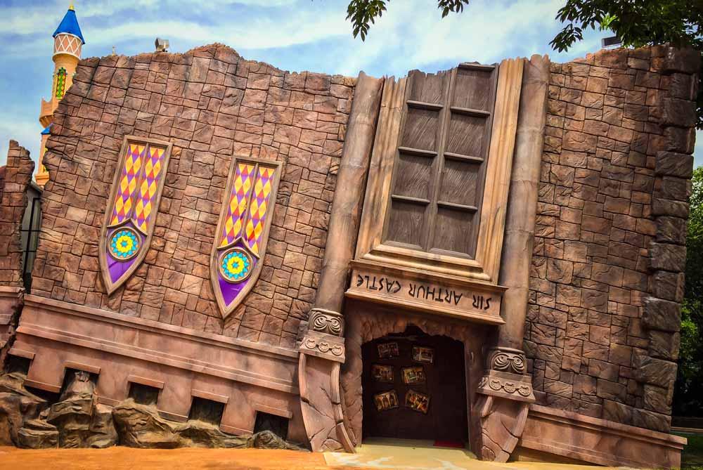 DreamWorld Bangkok Thailand Best theme parks in Asia