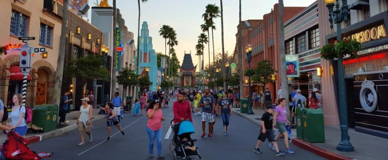 Quick Service Hollywood Studios