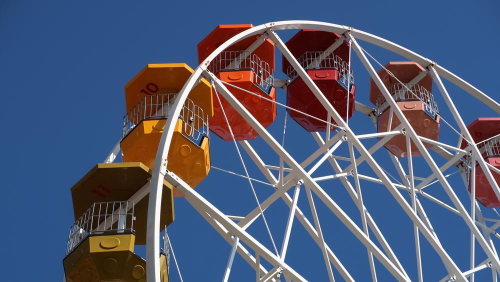 Dreamland Margate Best theme parks in England
