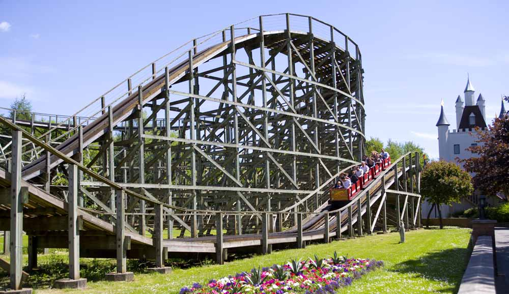 The Antelope Gullivers World best theme parks in England
