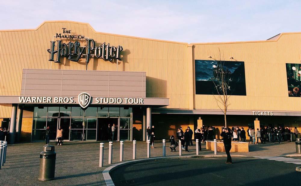Warner Bros Studios best theme parks in England