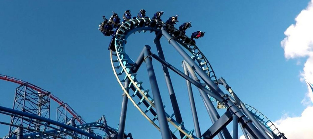 infusion blackpool pleasure beach best theme parks in england
